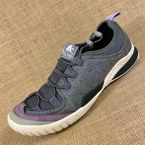 Cushe shoes women's sneakers wild run gray 8